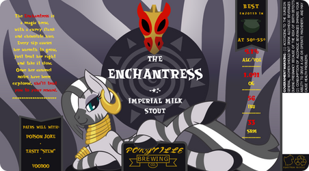 The Enchantress by Fetchbeer