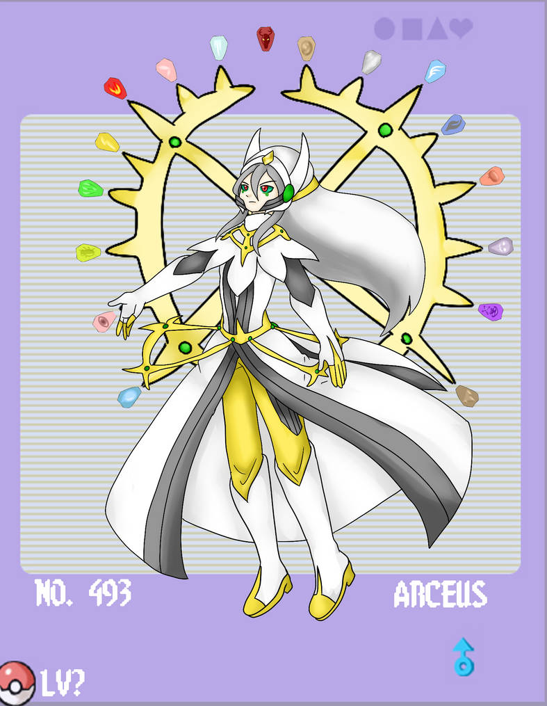 Arceus Pokedex Number Wwwtopsimagescom