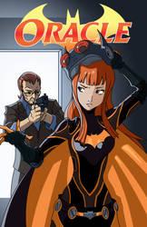Persona 5: Batgirl by AmericanRen