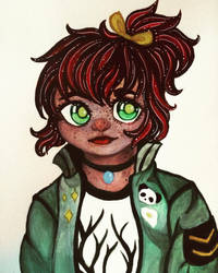 Amanda by theinsanegirl16