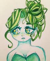 Green  by theinsanegirl16