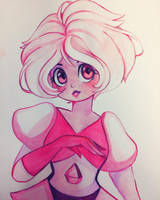 Pink diamond  by theinsanegirl16