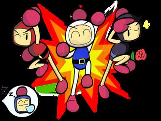 Super Bomberman R! by TeckGeck