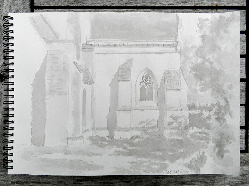Eglise-web by DanielDescamps