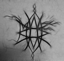 Melancholic Frost Logo - First Draft by FrozenNightingale