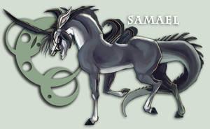 Tricksparrow's Samael by Droemar