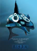 Risen: Bahamut by Droemar