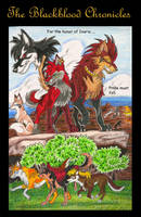 Blackblood Alliance Cover by Droemar