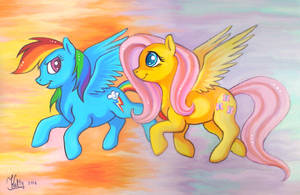 Fly with me by Fur-kotka