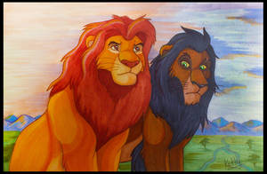 Its our kingdom... by Fur-kotka