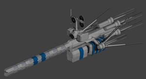 High Mobility Automated Gun HMAG by wbyrd