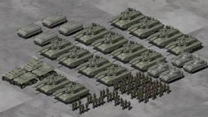Valkiir Heavy Tank Company by wbyrd