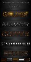 5 High metal styles by DiZa-74