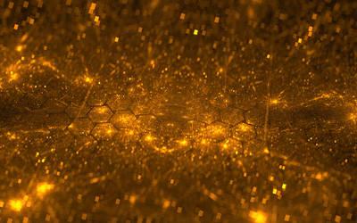 Golden Rain by DiZa-74
