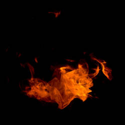 02 fireball of flame fire by Archangelical-Stock