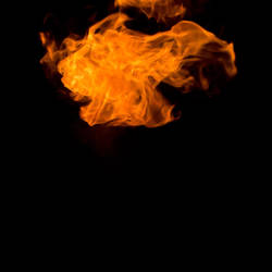 05 Fireball of Flame Fire by Archangelical-Stock