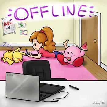 Streaming [OFFLINE] by Hiyukee