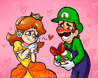 Happy Valentines Day~! by Hiyukee