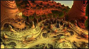 Landscape Alien by heyday93