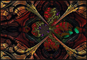 Evening Fractal by heyday93