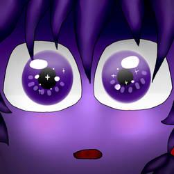Purple Guy by VinieCz