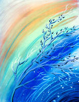 The storm by Lowenael