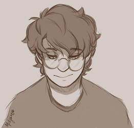 Harry - Tired by midgaardian