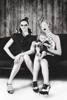 Nuclear Family by girltripped