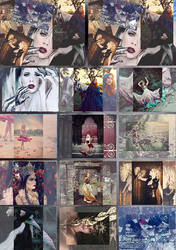 2016 WinterWolf Studios Calendar by girltripped