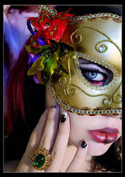 La Masquerade by girltripped