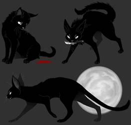 bad moon by darkeifie