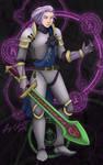 Fel Knight by neomeruru