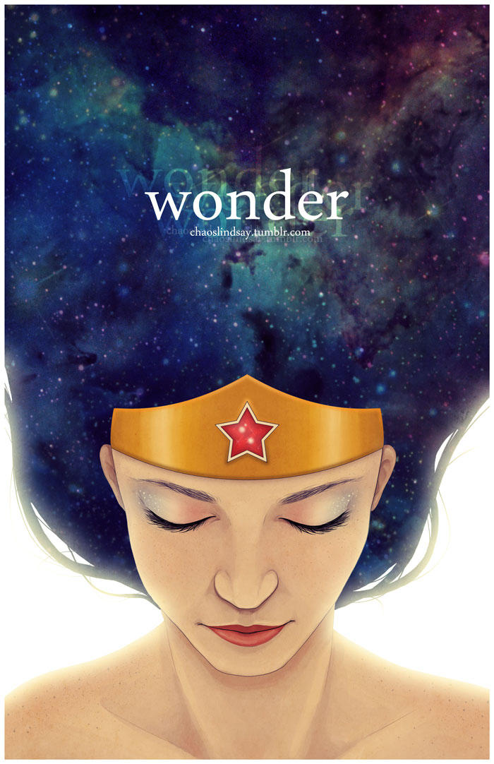 Wonder Woman by neomeruru