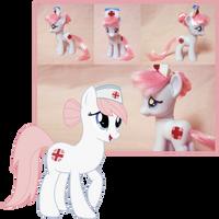 Nurse Redheart Custom by psaply