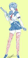 School Girl by redcode77