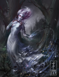 The Wraith by LudvikSKP
