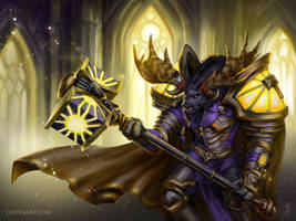 World of Warcraft: Hammereld by LudvikSKP
