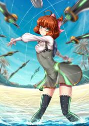 Summer Time Penny Polendina - Battle by ADSouto