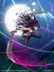 RWBY:CR - Nightblade by ADSouto