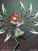 RWBY:CR - Blade Blossom by ADSouto