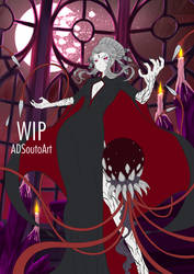 WIP - Salem the Undying Grudge - BG by ADSouto