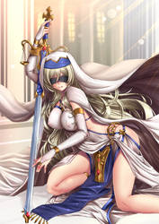 Sword Maiden, Archbishop by ADSouto
