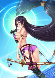 Minamoto no Raikou, Fate/GO Servant - Bikini by ADSouto