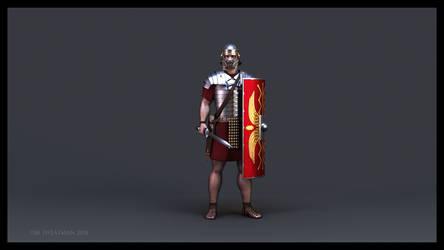 legionnaire by haloband