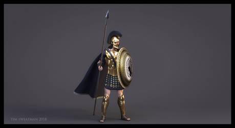 Royal Guard by haloband
