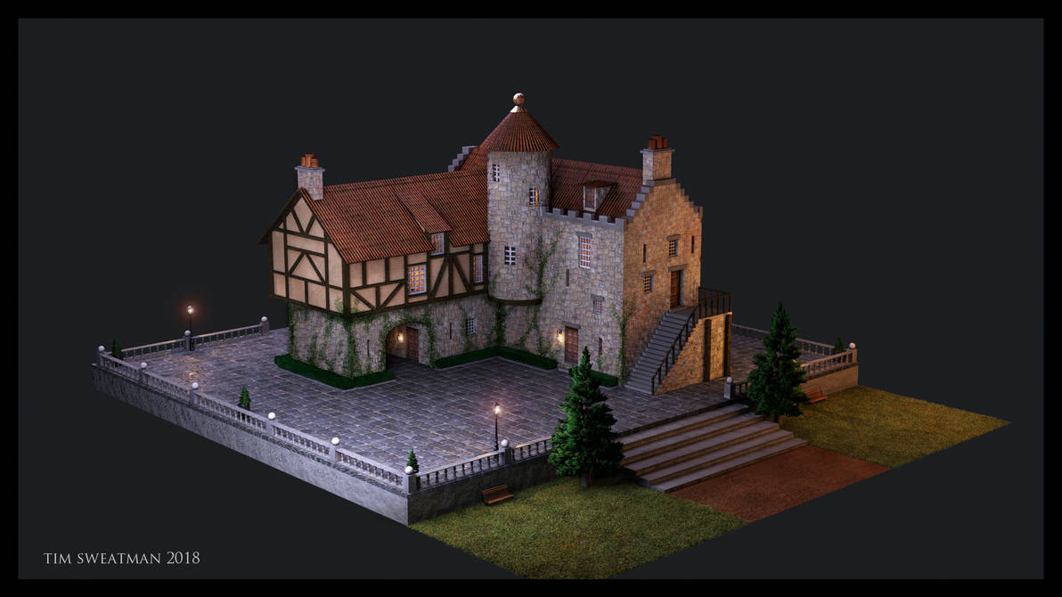 Manor by haloband