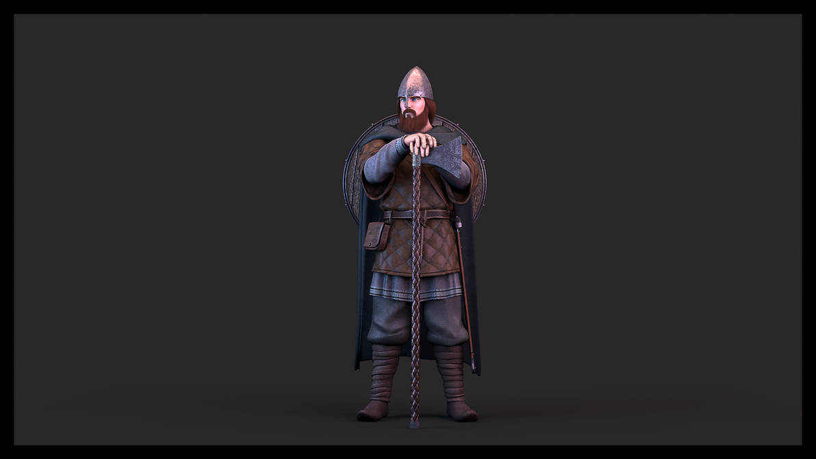 Viking 2019 New render by haloband