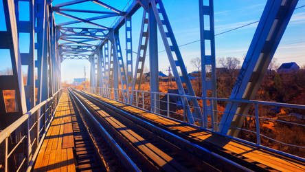 Rail Bridge 2017 Rework by dspiridonov
