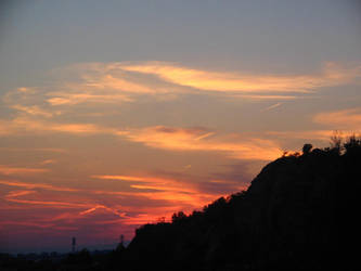 sunset by kdecheva