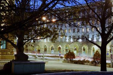 a night in Sofia by kdecheva